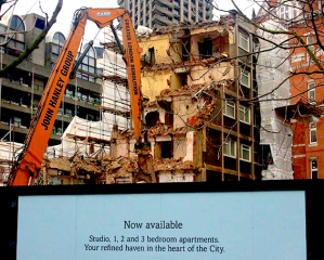 99 Luxury apartments for the 1%?
